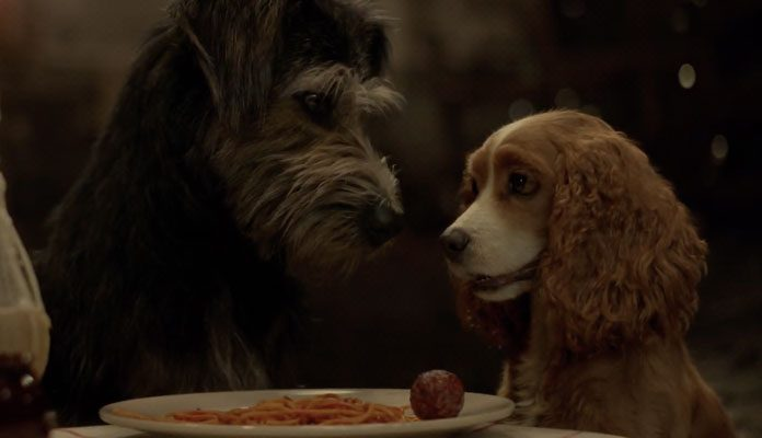 """İlk Fragman: Disney'in """"Lady and The Tramp"""""""