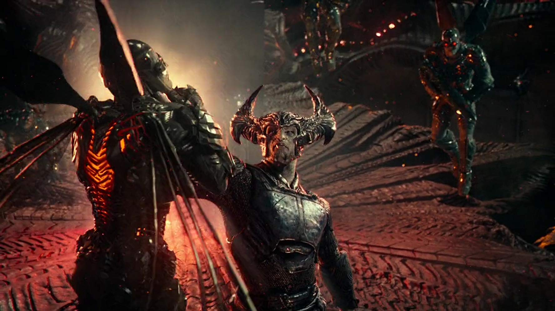 Steppenwolf n Justice League (2017)