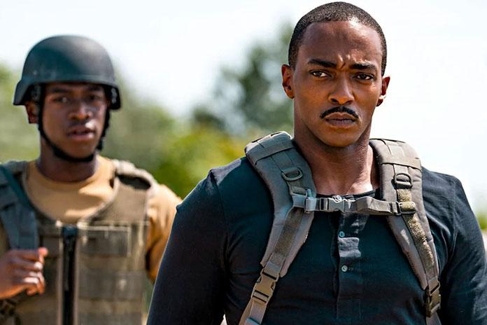 "Final Fragmanı: ""Outside the Wire"" Netflix"