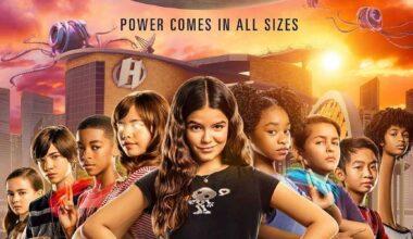 We Can Be Heroes – Kahraman Olabiliriz (2020)