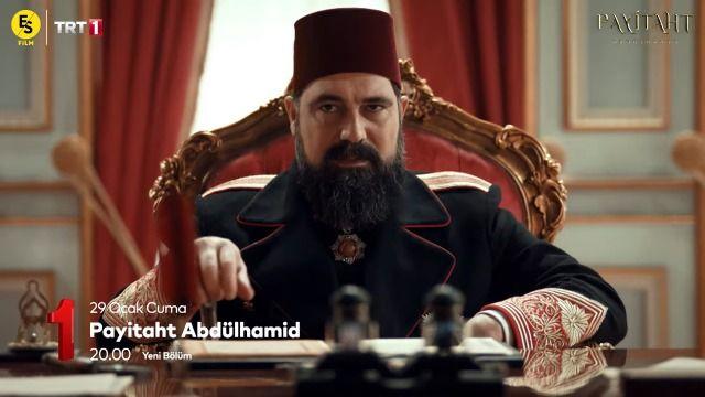 Payitaht Abdülhamid 136.Bölüm Fragmanı | İzle