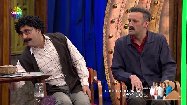 Güldür Güldür Show 261.Bölüm Fragmanı İzle