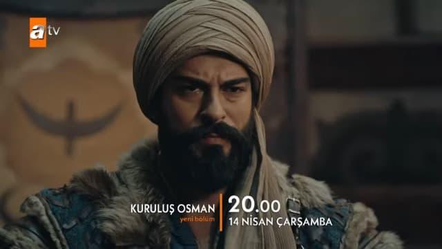 Kuruluş Osman 54.Bölüm Fragmanı | İzle