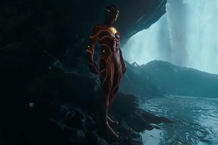 "Erken Klip: ""The Flash"" Filmi"