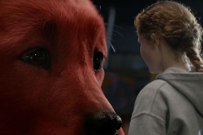 """Son Fragman: """"Büyük Kırmızı Köpek Clifford"""""""